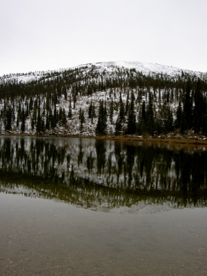 mountainreflection
